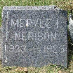 Meryle I Nerison