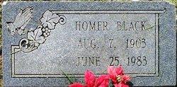 Homer Black