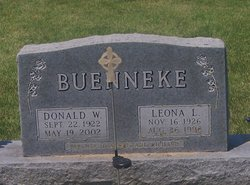 Donald William Buenneke