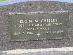 Elgin M. Chesley