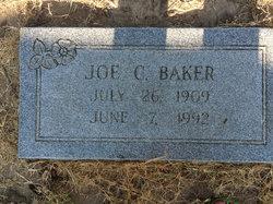 Joe C Baker