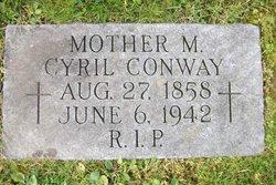 M. Cyril Conway, IHM