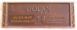 Alice May <i>Douglas</i> Dolan