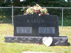 Dr Oris Aaron