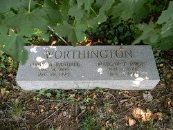 Virginia Randall Worthington