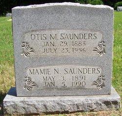 Otis Monroe Saunders