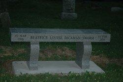 Beatrice Louise Bea <i>Dickman</i> Swarm