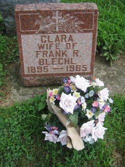 Clara Elizabeth <i>Traxler</i> Blechl