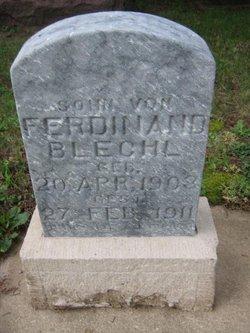 Henry Blechl
