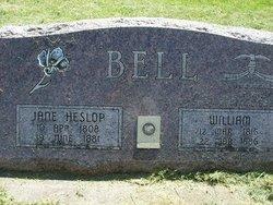 Jane <i>Heslop</i> Bell