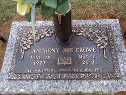 Anthony Joe Crowe
