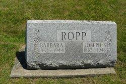 Barbara <i>Albrecht</i> Ropp
