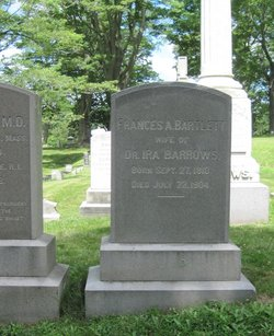 Frances A <i>Bartlett</i> Barrows