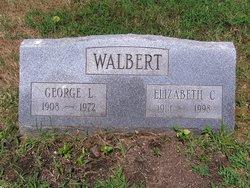 Mary Elizabeth <i>Connolley</i> Walbert