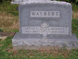 Nettie C <i>Dodd</i> Walbert