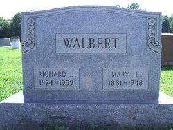 Mary Ella <i>Morris</i> Walbert