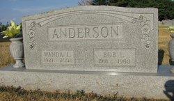 Robert L Bob Anderson