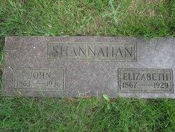 John Shannahan