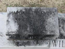 Margaret E <i>Evers</i> Williams