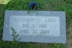 Benjamin J Ames