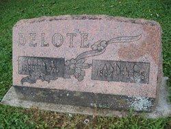 Anna C <i>Myers</i> Belote