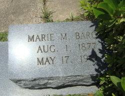 Marie M. Baron
