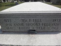 Annie Brooks Fell
