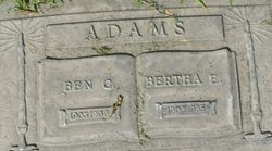 Benjamin C Adams