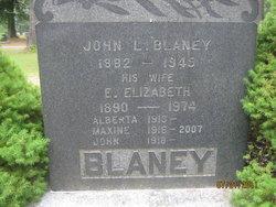 Alberta I. Blaney