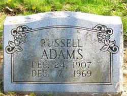 Russell T Adams