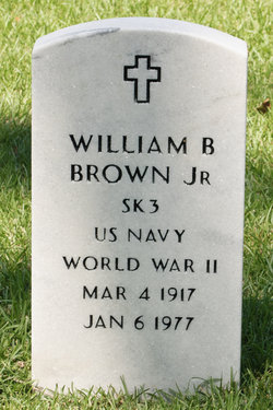 William B Brown, Jr