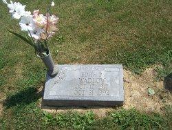 Edith P. Wadlow