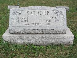 Ida M. Batdorf