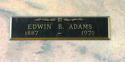 Edwin B. Adams