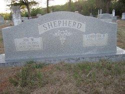 Cordelia Bernice <i>Lamb</i> Shepherd