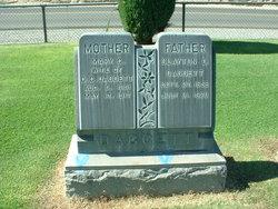 Mary C <i>Ashbaugh Hill</i> Daggett