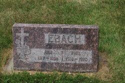 Ann Ebach