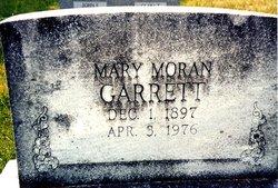 Mary Umphrey <i>Moran</i> Garrett