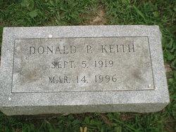 Donald P. Keith