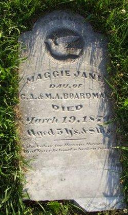 Margaret Jane Maggie Boardman