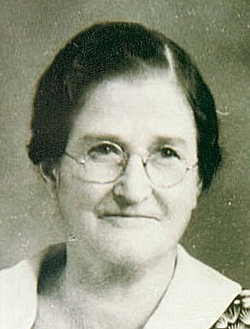 Ida May <i>McKinney</i> Holmes