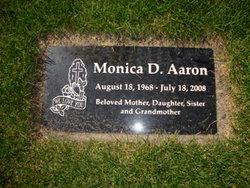 Monica D Aaron
