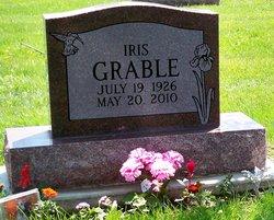 Iris Ellen <i>Richard</i> Grable