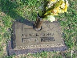 Jeanne B. <i>Buettner</i> Shedden