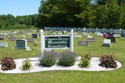Pigeon River Mennonite Church Cemetery