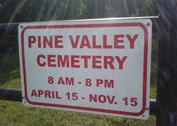 Pine Valley Cemetery