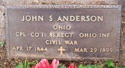 John Shannon Anderson