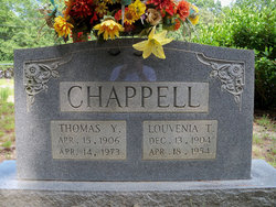 Thomas Yancey Chappell