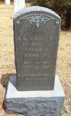 A G Hamilton