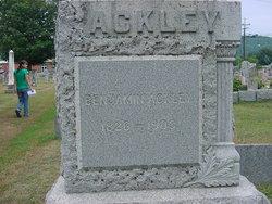 Benjamin Ackley, Jr